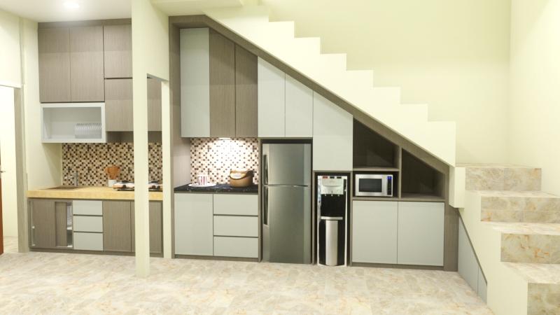 Jasa Pembuatan Kitchen Set Murah Minimalis - Bisnis Favorit