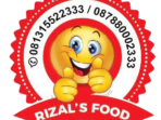 LOGO RIZAL'S FOOD